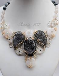 Persephone's Garden Necklace