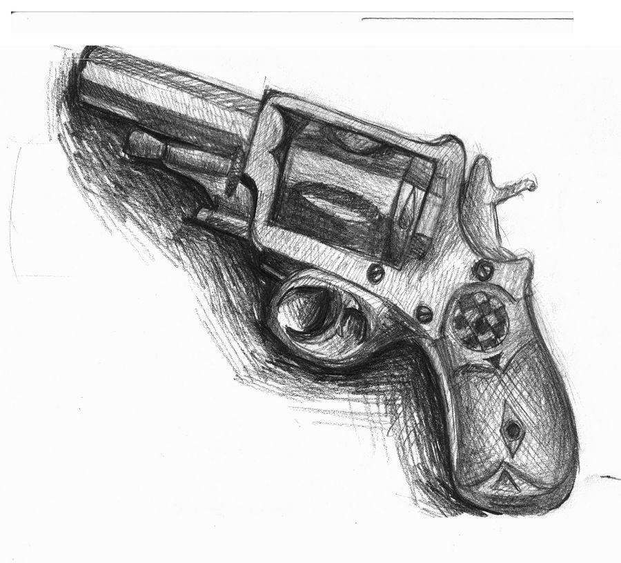 Victorian Revolver