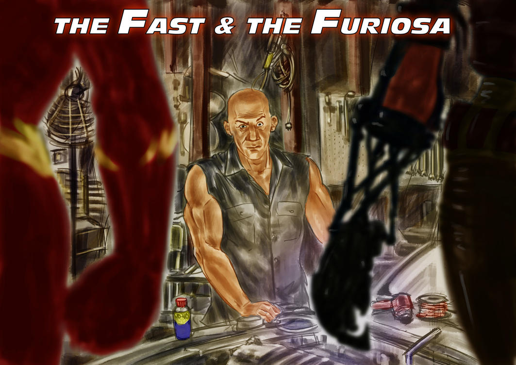 The Fast and the Furiosa by rh-x