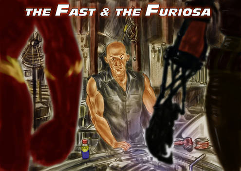 The Fast and the Furiosa