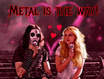 Metal is the way \m/