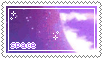 pastel space stamp . by memesking