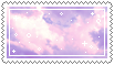 purple cloud stamp . by memesking