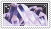 pink quartz crystal stamp . by memesking