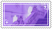 purple archway stamp . by memesking