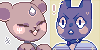 Fuwako Pixel Nop And Lune by shiohh