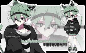 Kowaiko Collab 2 - Binbougami CLOSED