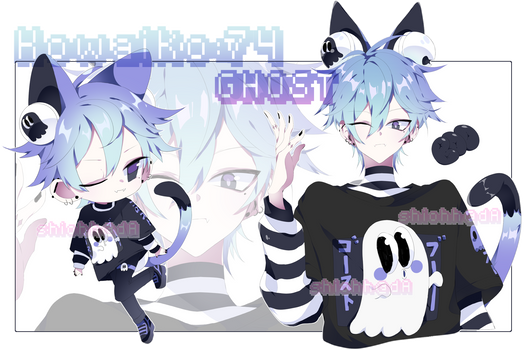 Kowaiko 74 : Ghost | Auction CLOSED