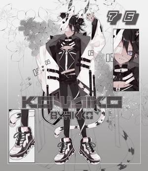 Kowaiko 76 : Byakko | Auction CLOSED