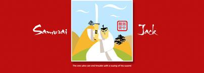 Samurai Jack version 2 by TriVector