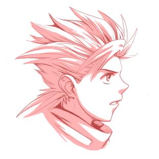 Lloyd sketch by Soreiya