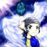 Kouji and Kouichi angel
