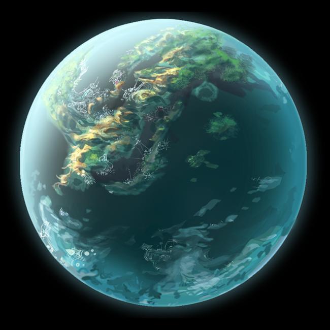 The Random World by Soreiya