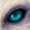 animal eye icon by Soreiya