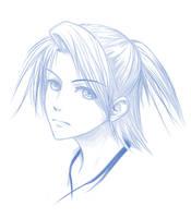 Masaru sketch by Soreiya