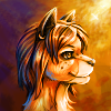 Icon Anthro commission by Soreiya