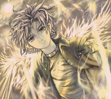 Be my fiery angel by Soreiya