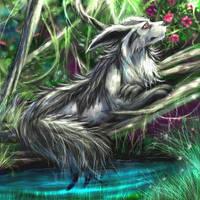 Good old Mightyena by Soreiya