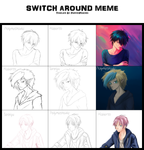 Switch Around Meme
