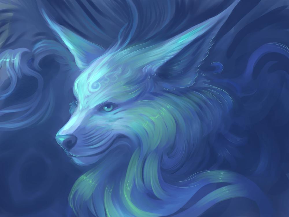 Waterfox speed paint by Soreiya