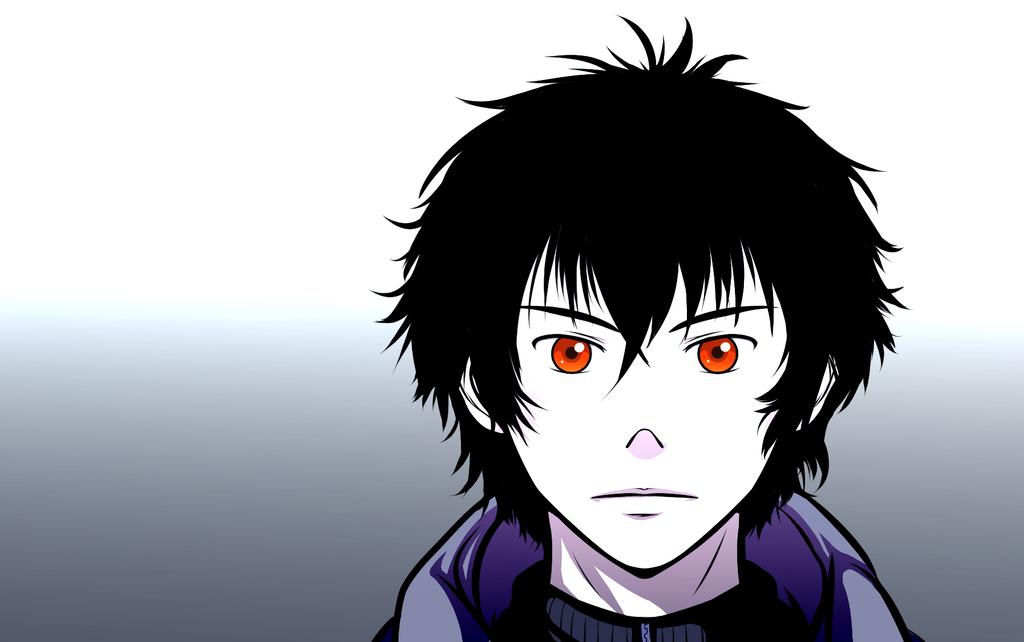 Psycho Pass 2 Kirito Kamui by Soreiya