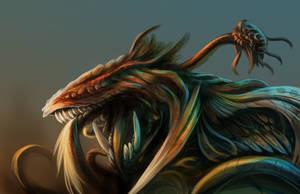 randomness monster speed paint 3
