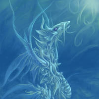 Ancient Water Dragon by Soreiya