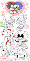 another sonic dump by cherucat