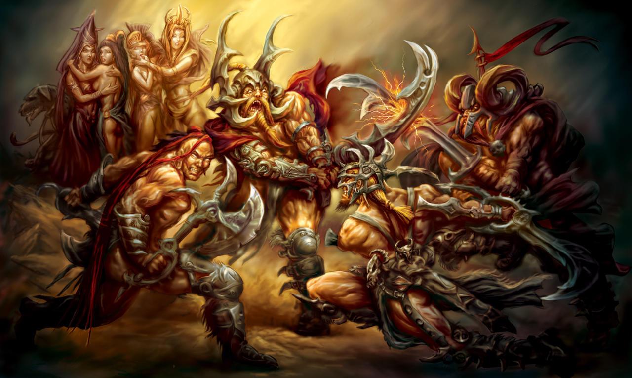 Viking Clan by dezygn