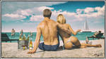 Beachin by RobF4
