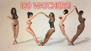 100 Watchers