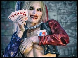Harley's Winning Hand