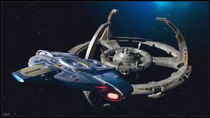 Deep Space Departure