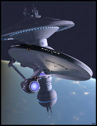 Mr. Sulu, Let's See What She's Got by RobF4