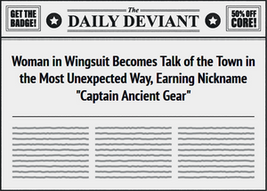 Stupid Powers Submission ''Captain Ancient Gear''