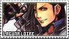 Stamp - Laguna Loire by Meinarch