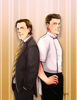 GBB 2014 - Gabriel and Dean
