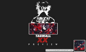 TAGWALL XX PREVIEW
