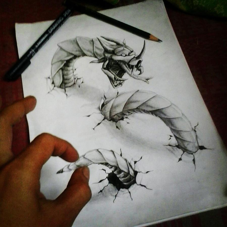 serpent by Rizkyawan