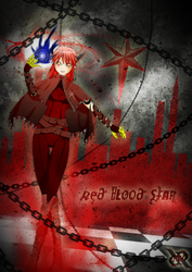 Red Blood Star - BRS OC Contest by redrackham