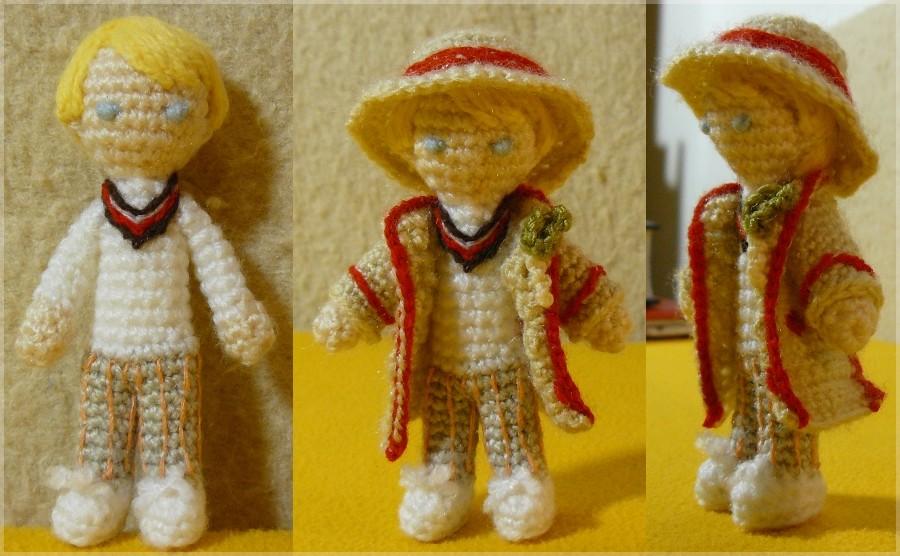 Fifth Doctor II. by ilwin