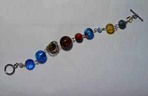Solar system bracelet by ilwin