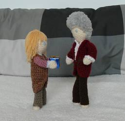 Happy birthday, Doctor! by ilwin