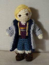Thirteenth Doctor by ilwin
