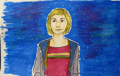 Thirteen sketch by ilwin