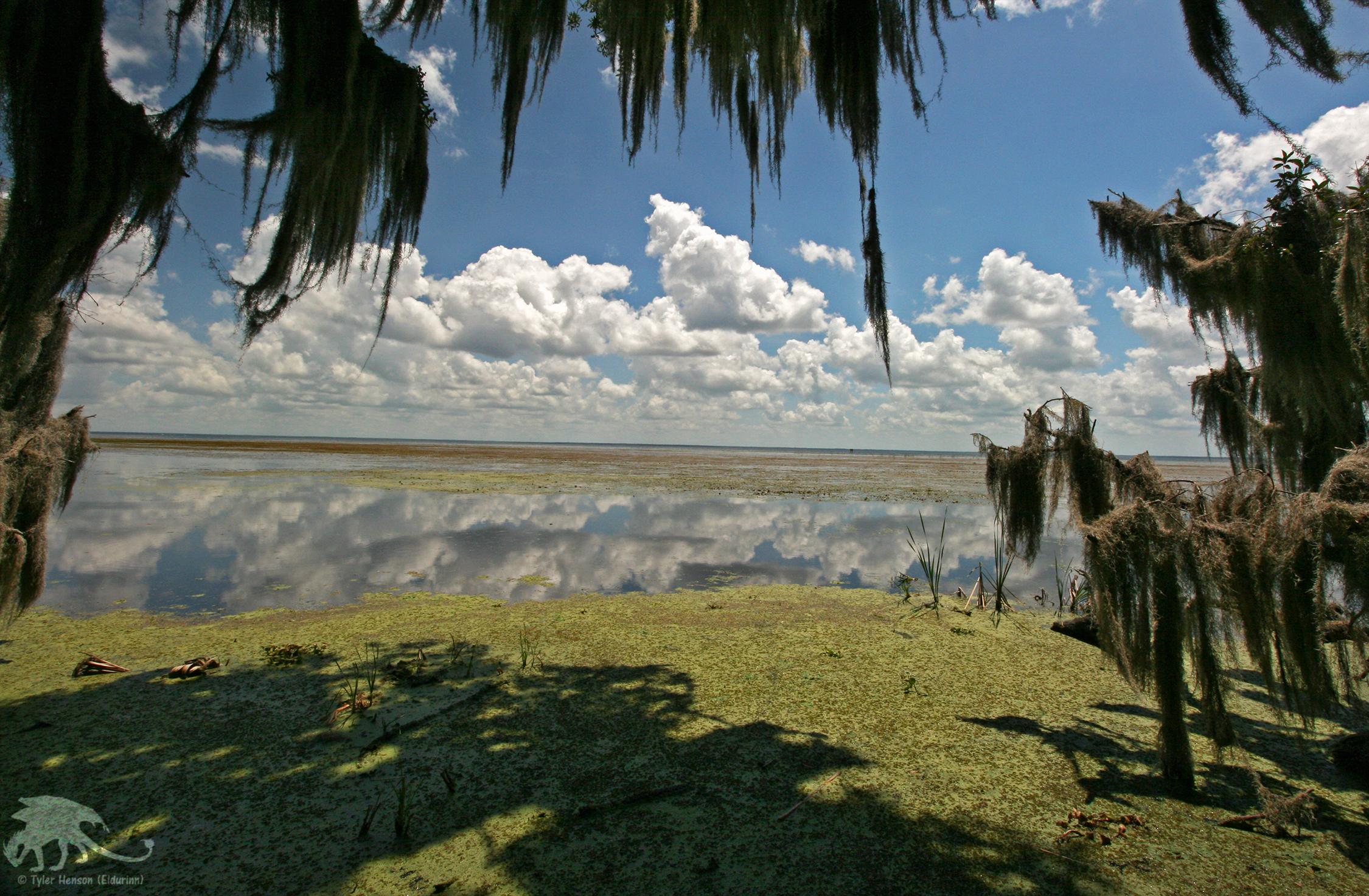 Lake George by Eldurinn