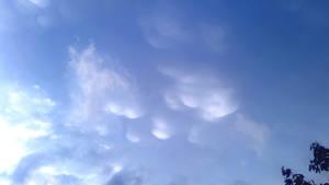 Fairytale clouds