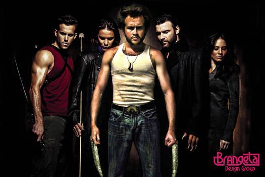 Wolverine Costume 2