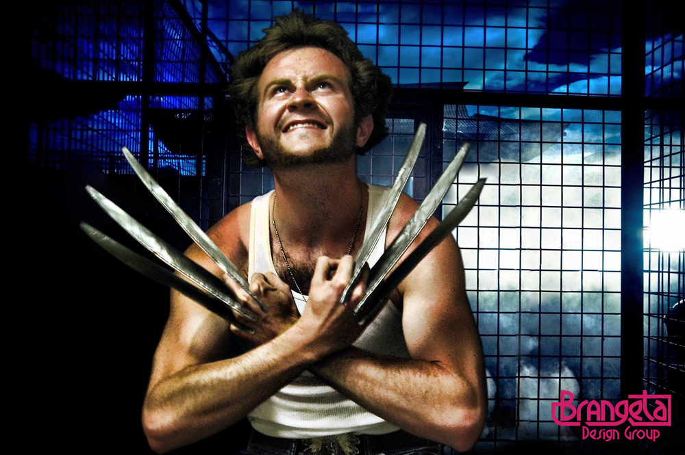 Wolverine Costume 4 by Brangeta