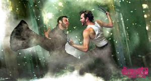 Wolverine Costume 6 by Brangeta